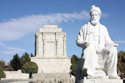 Ferdowsi is the author of the Shahnameh, one of the greatest and best-known Persian poet