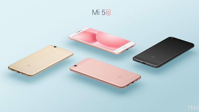 Especificações, Unboxing e Preços do Xiaomi Mi 5c