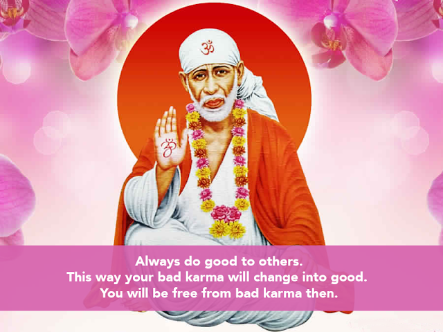 Prayer For Getting Out From All My Troubles - Sai Devotee Balaji