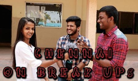 Chennai On Break Ups   Loudspeaker