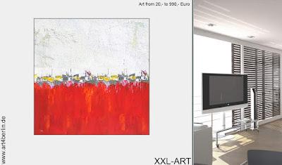 """Acrylbilder und """"Modern Art""""!"""