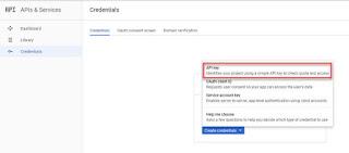 Hướng dẫn thiết kế Blog YouTube video sử dụng API key