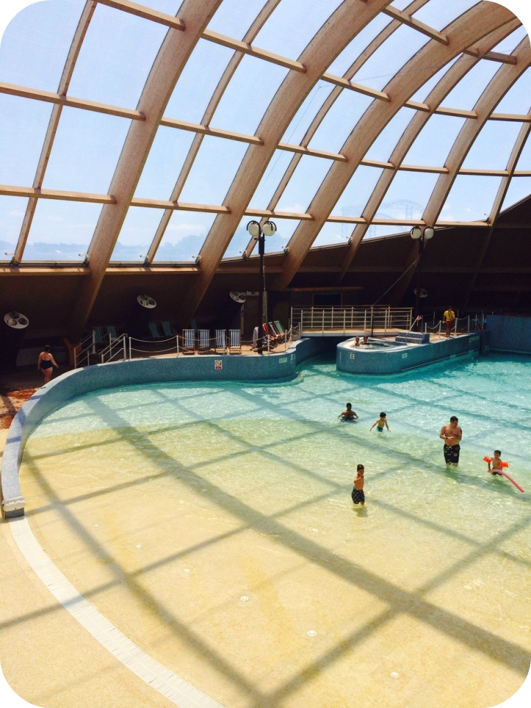 Blue Lagoon WaterPark, Bluestone Wales