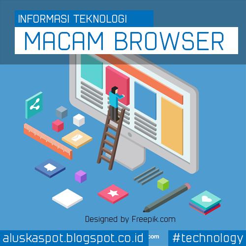 10 Macam Browser Dengan Sejarah Singkatnya