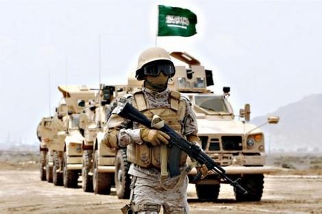 قوات سعودية تتولى حماية القصر الرئاسي بعدن