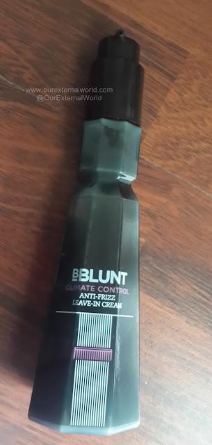 BBlunt Leave-in cream