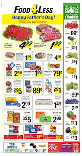⭐ Food 4 Less Ad 6/19/19 ✅ Food 4 Less Weekly Ad June 19 2019