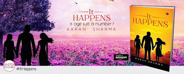 New Sign Up: IT HAPPENS by Karan Sharma