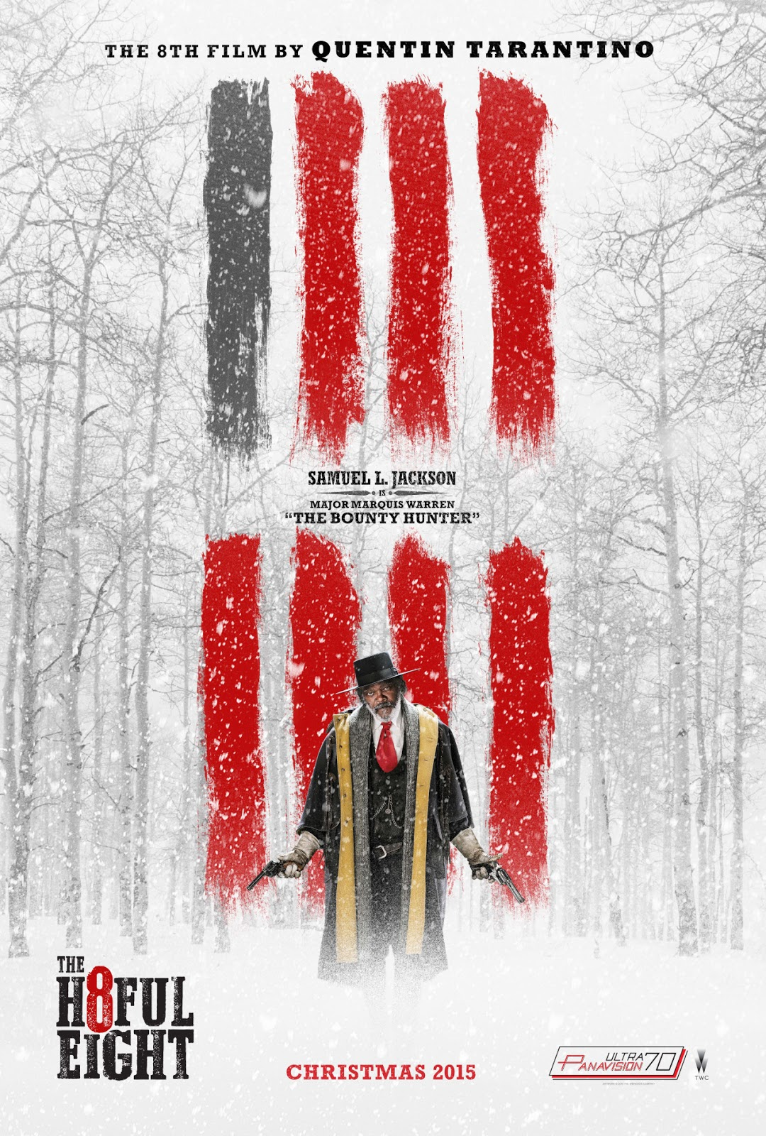 The Hateful Eight (2016) ταινιες online seires oipeirates greek subs