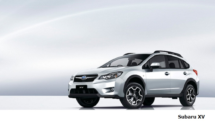 subaru xv test drive and review. Black Bedroom Furniture Sets. Home Design Ideas