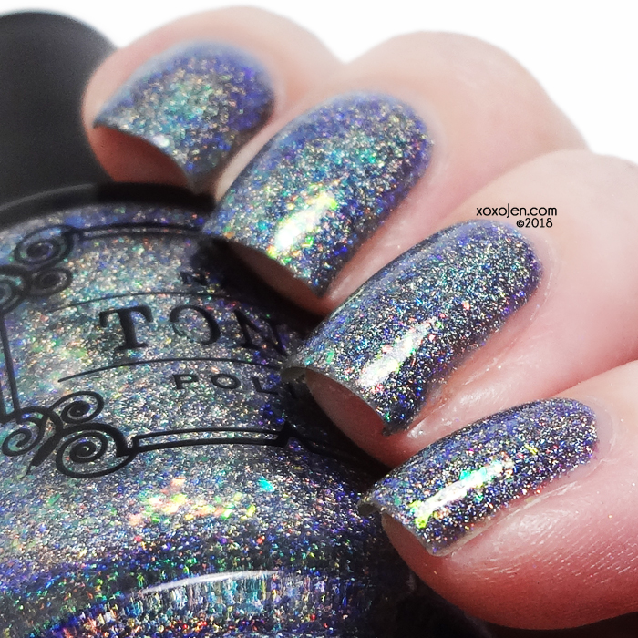 xoxoJen's swatch of Tonic Antarctica