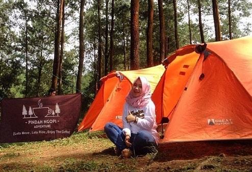 Wisata Hutan Pinus Darmacaang Ciamis yang Eksotis dan Mengagumkan