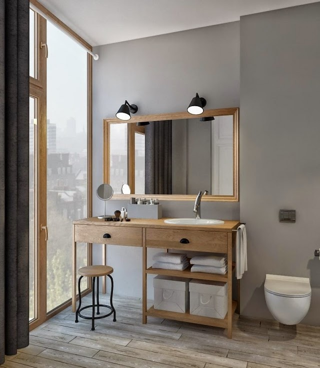 5 Gorgeous Scandinavian Bathroom Ideas: 27 Ideas With Scandinavian Charm