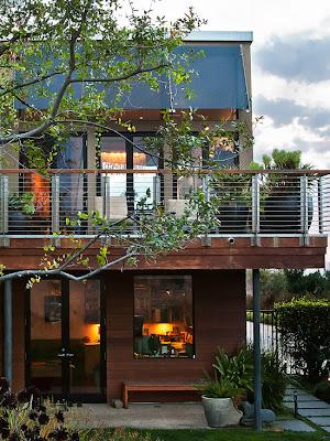 inspirasi desain rumah minimalis 2 lantai yang eco