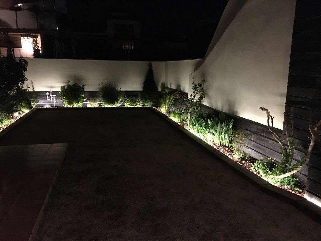 iluminaci n led iluminar jardineras con tira led