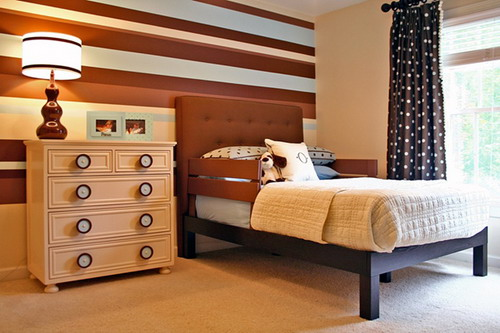 Designing the Perfect Decorations for Brown Teenage Rooms ... on Beige Teen Bedroom  id=74466