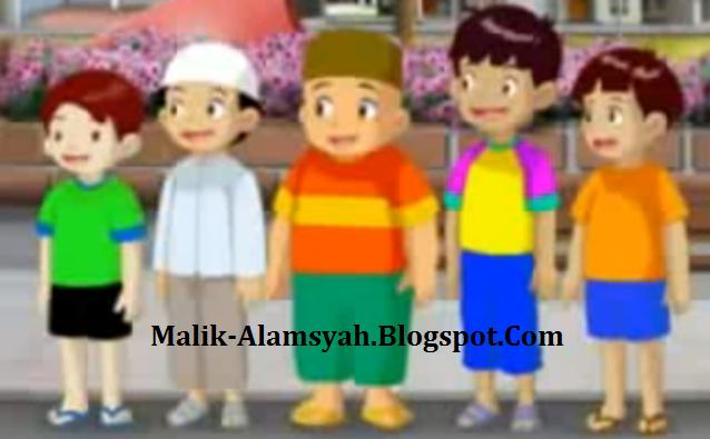 Video Kartun Cerita Anak Muslim Indonesia Terbaru 2015
