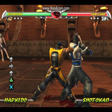 Download Mortal Kombat Deception Highly Compressed Game For PC