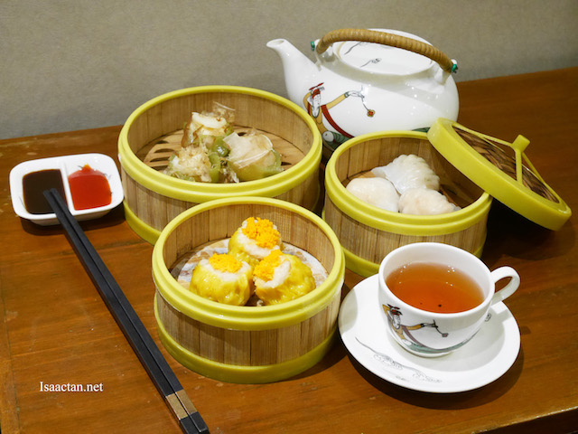 All You Can Eat Dim Sum @ Dynasty Restaurant, Renaissance Kuala Lumpur Hotel