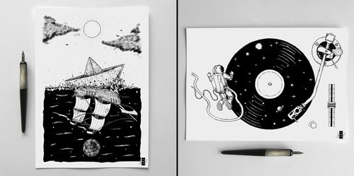 00-Ink-Drawings-Rudoi-www-designstack-co