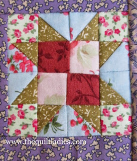 simple quilt pattern block