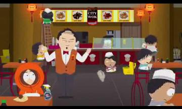 South Park Episodio 19x03 La Ciudad Que Es Parte del Pueblo