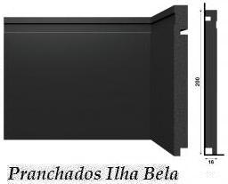 Rodapé Santa Luzia 20 cm