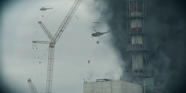 Chernobyl Season 1 Complete [English-DD5.1] 720p HDRip ESubs Download