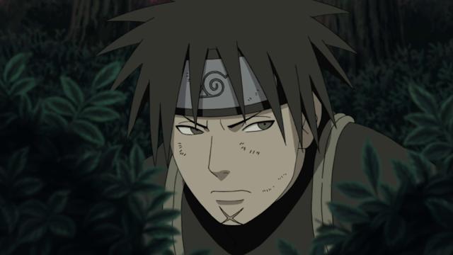 Naruto Karakter -  Kumpulan foto Danzo Shimura dan Fakta Danzo Shimura