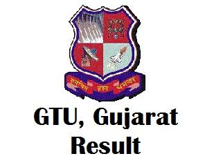 Gujarat Technological University Result 2017