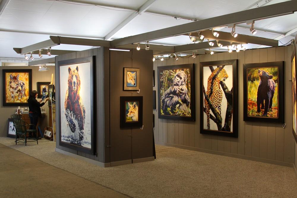 Barbara Rudolph Fine Art: Celebration of Fine Art - Video