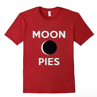 clever eclipse tshirt