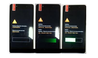 Cara Flash Andromax ES C46B2G Dengan TF Update 100% Berhasil