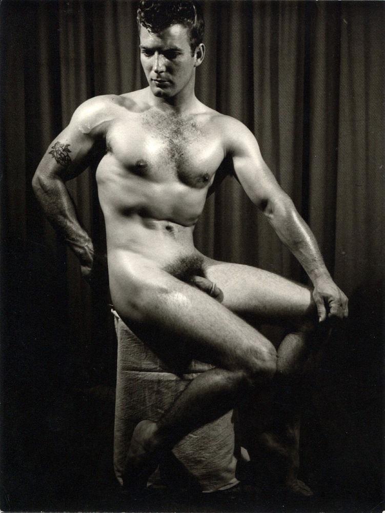Nude Male Vintage 15