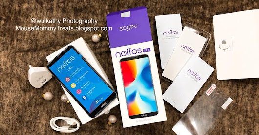 Neffos C9 And C9A Smartphones | Full-ViewDisplay | Natural Photo | Long-lasting Battery