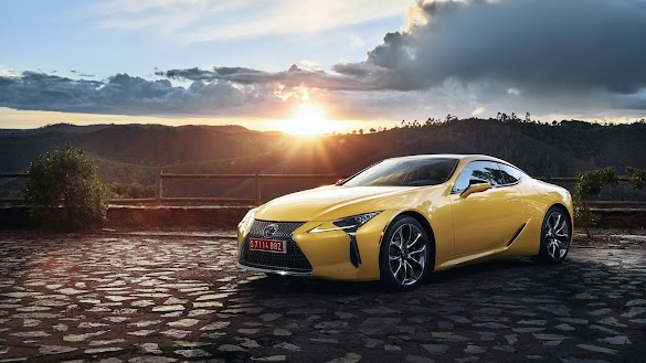 Anything but digesting | 2018 Lexus LC 500 First Drive