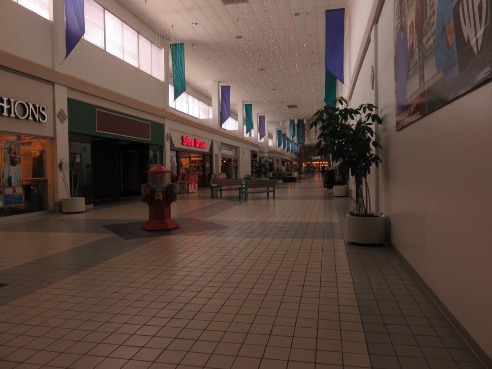 Auto Store Of Greenville >> Sky City: Retail History: Vernon Park Mall: Kinston, NC
