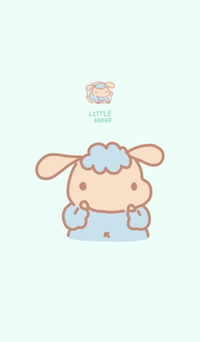 Little sheep.