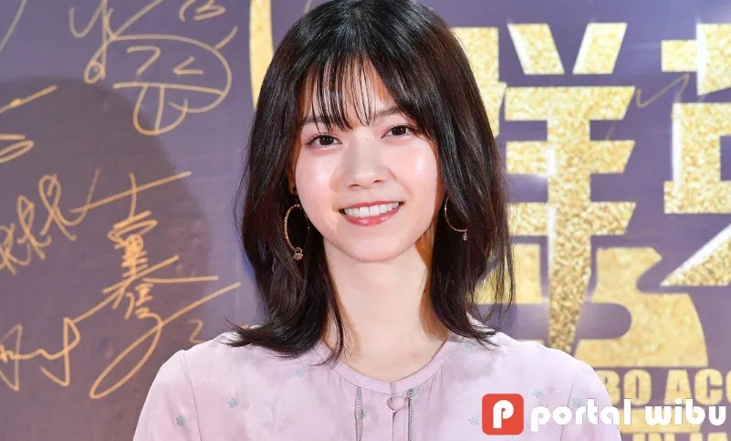 Nishino Nanase Menangkan Topic Actress Award Weibo Account Festival 2019
