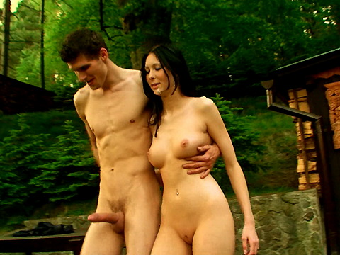 Family nudist colony sex final