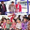 Wapres Jusuf Kalla, Dianugragi Gelar Doktor (HC)  Disaksikan Pangdam dan Kapolda Sulsel