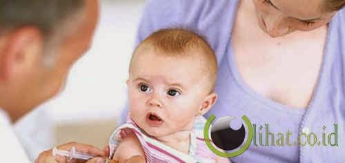 Anak sakit dilarang imunisasi
