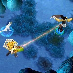 naruto castle defense item Golden Canopy Rope efek