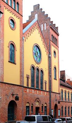 Oslo - Toyen
