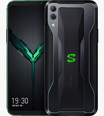 Xiaomi Black Shark 2 with Snapdragon 855, 12GB RAM Launched