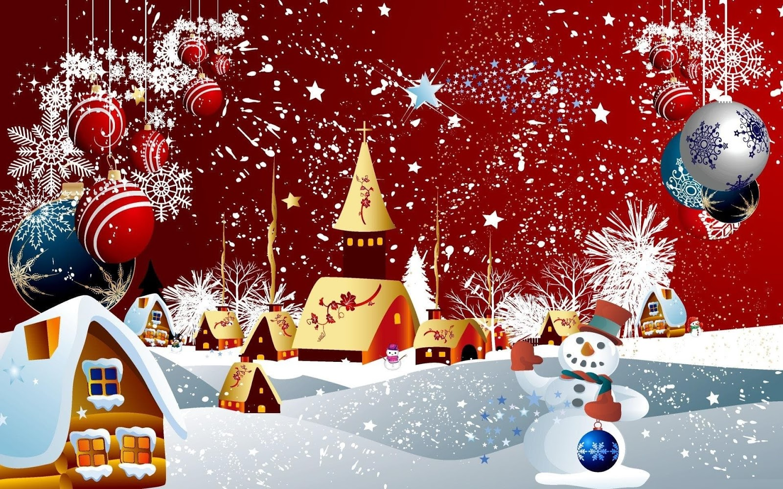 Merry Christmas Wallpapers 23