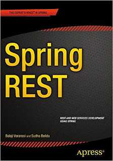 Best book to learn RESTful Web Services using Spring framework