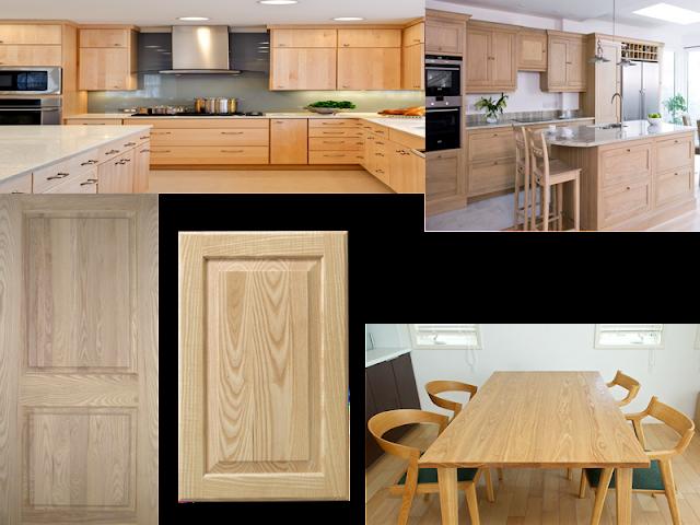 Đồ gỗ sản xuất từ gỗ ghép Tần Bì