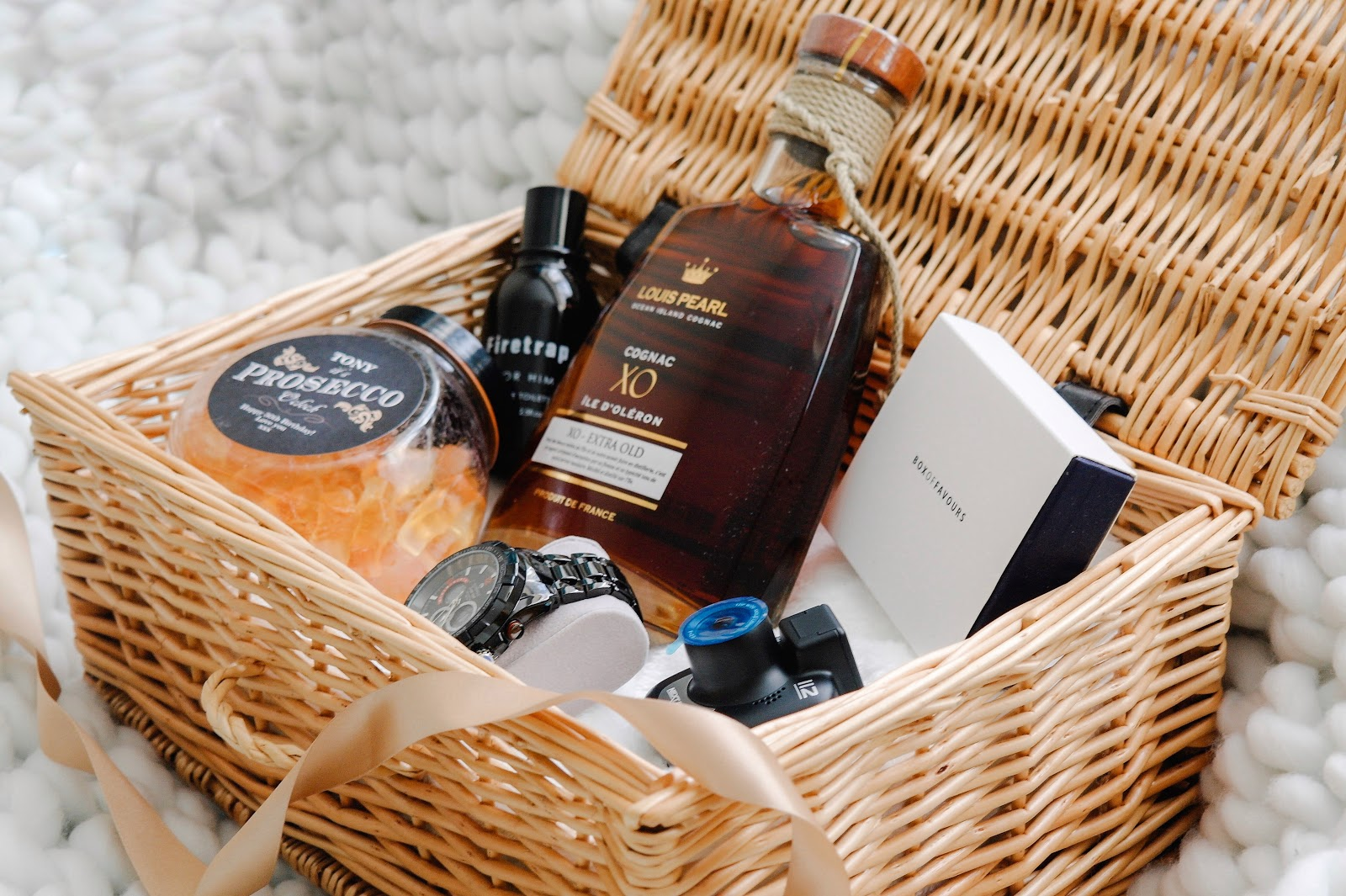 A Birthday Hamper For Him Mimi Rose And Me