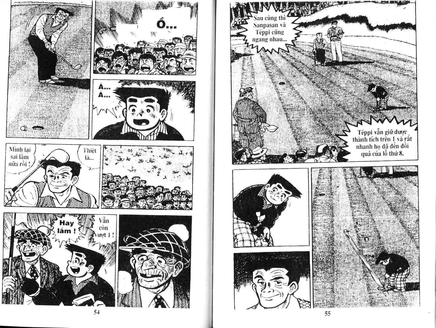 Ashita Tenki ni Naare chapter 51 trang 26